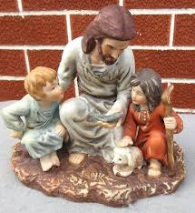 home interior jesus figurines 8 best vintage home interior homco images on home