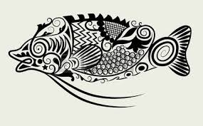 decorative fish 2 royalty free cliparts vectors and stock