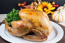 whole cooked turkey simple succulent brined roast turkey don t sweat the recipe
