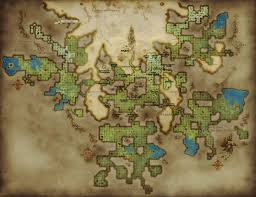 Ff6 World Of Ruin Map by Final Fantasy Xiv Map Comparison Chrysalis