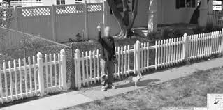 314 best fencing images on google street view is being used in bad ways the outline