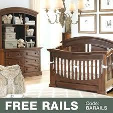 Convertible Crib And Dresser Set Baby 3 Nursery Set Convertible Crib Dresser And Hutch