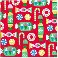 christmas wrapping paper candy holographic foil christmas wrapping paper roll 25 sq ft