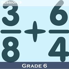 3n u2013 6th grade mathematics st lawrence martyr summer