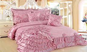 Ruffle Bedding Set Ruffle Comforter Set Chezmoi Collection Ella Marley