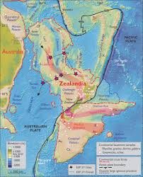 Tectonic Plate Map Zealandia Should Hold Answers About Tectonics Past Climate