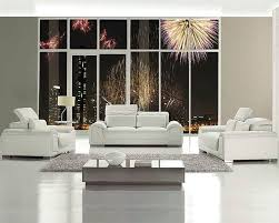 Leather Sofa Design Living Room by White Leather Couches Leather Ottoman Along With White Leather