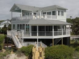 stunning views front beach elevator homeaway folly beach