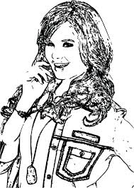 disney coloring pages jessie best of disney channel jessie coloring pages to print gallery