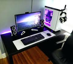 Best Desk For Gaming Best Computer Gaming Desk Pc Gaming Desktop Computer Clicktoadd Me