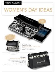 women u0027s day promotional gifts ideas hampers usb bags