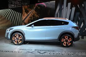 Subaru Xv Concept U2013 Geneva Motor Show Live