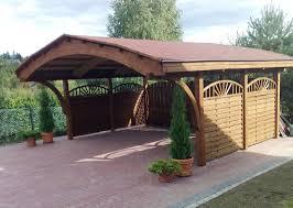 tettoia autoportante tetto tettoia auto tetto 87136 8157223 per posto in legno nevada