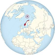 World Map Actual Size by File Norway On The Globe Svalbard Special Europe Centered Svg