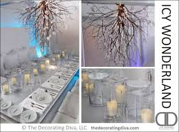 76 best winter wonderland church banquet images on pinterest