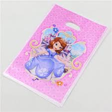 aliexpress buy 100 pcs lot happy birthday sofia princess