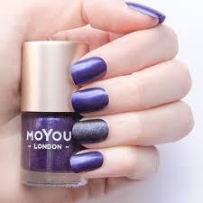 stamping nail polish last dragon moyou london