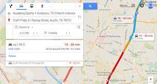Waze Map About Commutely
