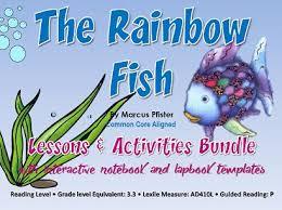 34 best rainbow fish images on pinterest rainbow fish activities