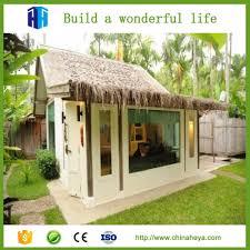 villa design heya superior quality modern luxury prefab small villa design