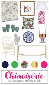 Dining Room Inspiration Monica Wants It A Lifestyle Blog Chinoiserie Dining Room