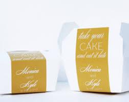 cake favor box wedding favor to go box wedding cake cake