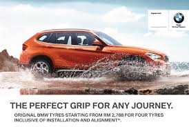 bmw ads ad get special deals on original bmw lubricants and tyres for