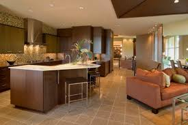 luxury open kitchen livingroom interior design the open kitchen