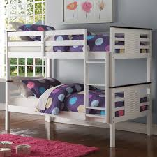 ACME Furniture Florrie Twin Over Twin Bunk Bed Wayfair - Twin over twin bunk beds