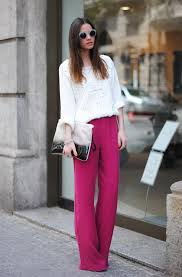 15 ways to style pants for evening events 2017 fashiontasty com