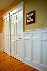 Wall Design Wainscot - wainscoting installation by deacon home enhancement