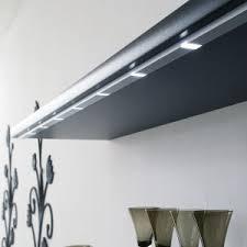 luminaire plan de travail cuisine eclairage led pour le plan de travail de cuisine