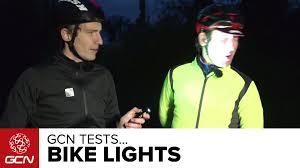 luminous cycling jacket bike lights u0026 reflective jackets do they work youtube