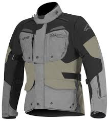 waterproof bike jacket alpinestars durban gore tex jacket revzilla