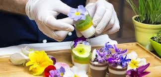 flowers edible edible flowers food fad that s here to stay farmers