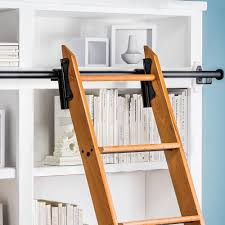 how to build own rolling library ladder http color