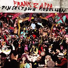 town photo albums reviews from albums tinsel town rebellion frank zappa