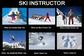 Ski Meme - image 252426 what people think i do what i really do know