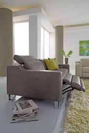 Modern Style Furniture Stores by Normand Reclining Sofa Contemporary Furniture Stores