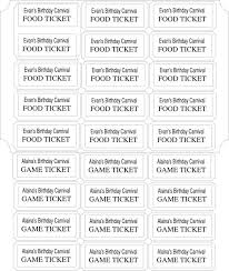 bbq tickets template food tickets template ticket template 97 free word excel pdf psd