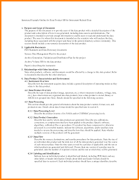 sample coaching resume annotated outline example ex 10 outline examples apa coaching resume