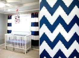 Navy Nursery Decor Navy Nursery Decor Creative Pink And Design With Mismatched Prints
