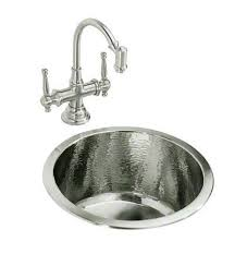 round stainless steel kitchen sink single bowl kitchen sink stainless steel round monte carlo