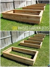 20 diy raised garden bed ideas instructions free plans cedar