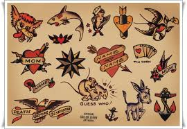 traditional sailor tattoos tattoo collections