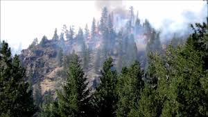 Wild Fires In Montana July 2017 by Rockcreek Montana July 21 2017 Youtube