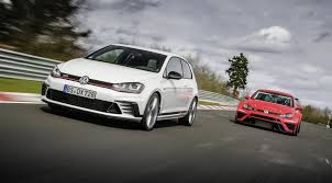 2017 volkswagen golf gti clubsport s review cars auto new cars