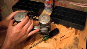 pt 2 23 cleaning rebuilding cb400t cm400t cm400 carburetors