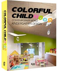 Landscape Design Books by Colorful Childhood Contemporary World Kindergarten Design