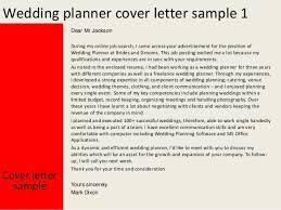 cover letter for wedding internship high quality custom essays